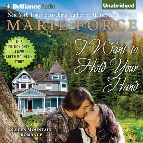I Want to Hold Your Hand audiobook cover art