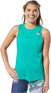 [リーボック] ノースリーブシャツ トレーニングウェア クロスフィット ACTIVCHILL Cotton G FVQ05 [レディース]