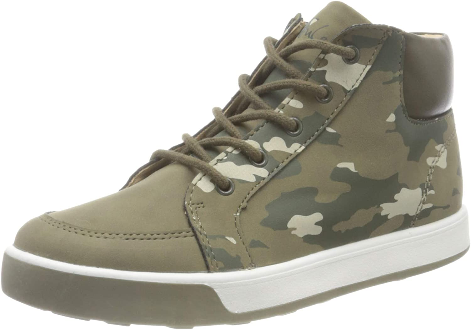 Joules Unisex-Child High Top Sneakers