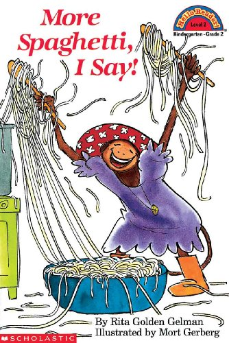 MORE SPAGHETTI I SAY BOUND FOR (Hello Reader! Level 2 (Paperback))