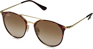 RJ9545S Round Kids Sunglasses, Gold On Top Havana/Brown...