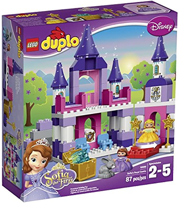 LEGO Duplo 10515 הטירה של סופיה