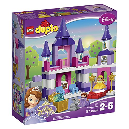 Sofia the First Royal Castle 10595