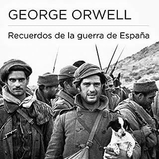 Recuerdos de la guerra de España [Memories of the Spanish War] cover art
