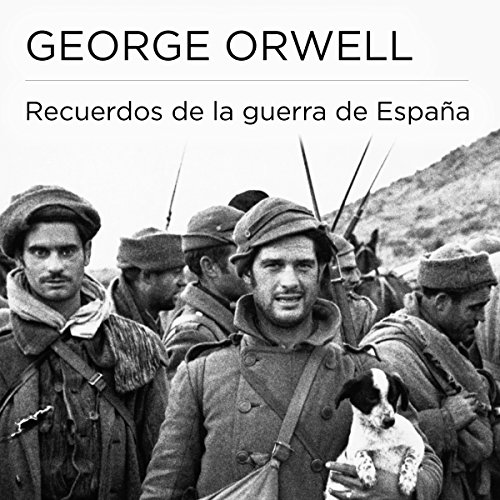 Recuerdos de la guerra de España [Memories of the Spanish War] audiobook cover art