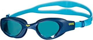 THE ONE JUNIOR SWIMMING GOGGLES 001432 LIGHT BLUE - BLUE