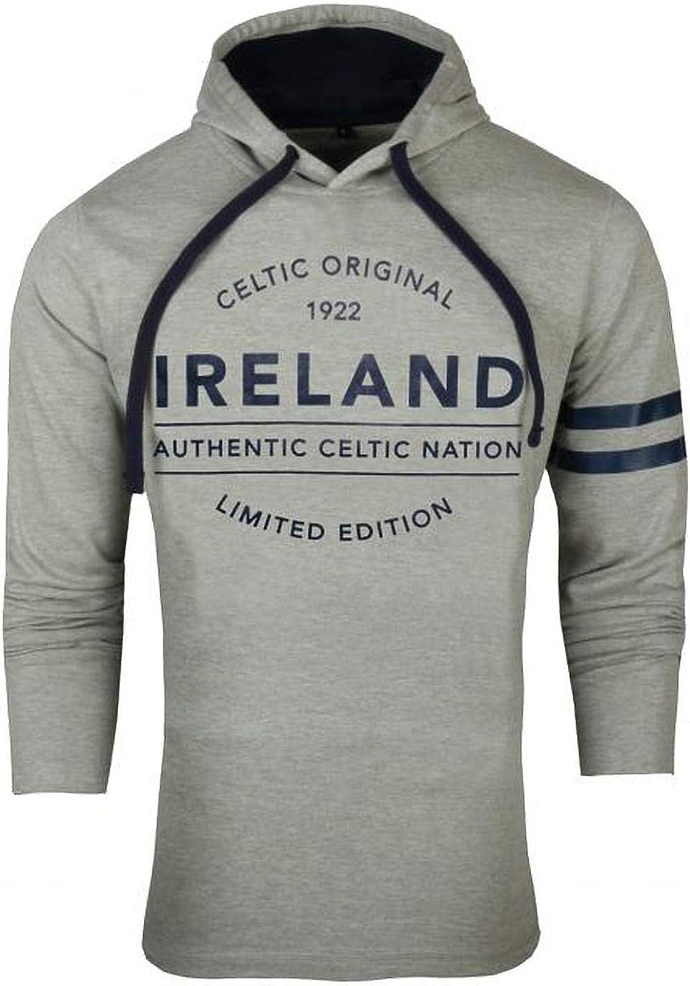 Lightweight Unisex Premium Ireland Hooded Sweatshirt