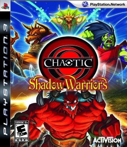 Chaotic: Shadow Warriors (輸入版)