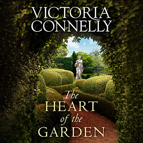 The Heart of the Garden  By  cover art