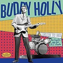 Listen To Me: Complete 1956-1962 U.S. Singles