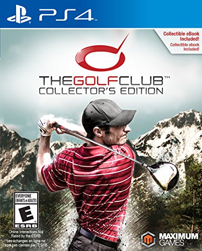 The Golf Club: Collector's Edition - PlayStation 4 by Maximum Games