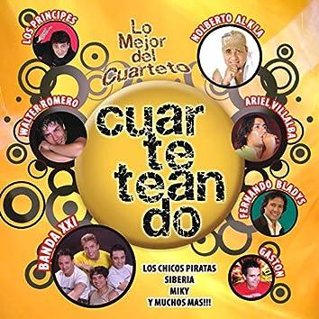 Cuarteteando: Lo Mejor del cumbia