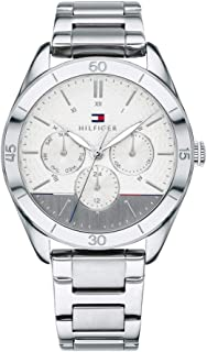 Tommy Hilfiger Women's White Stainless Steel Casual Watch - 1781882