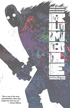 [Rumble: Immortal Coil Volume 3] (By (artist) James Harren , By (artist) Dave Stewart , By (author) John Arcudi) [published: December, 2016]