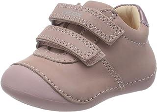 Geox Baby Girl's B Tutim B First Walker Shoe