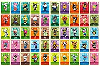 Nintendo Animal Crossing Amiibo Cards Full Set - North American Version (Series 2)