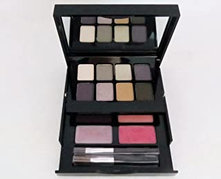 Bobbi Brown Ultimate Party Collection Eye Shadow and Lip Gloss Palette Compact with Brushes