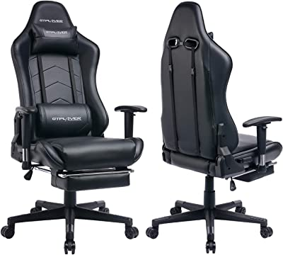 Drift DR85 - DR85BR - Silla Gaming, Poliuretano, Color Rojo: Amazon ...