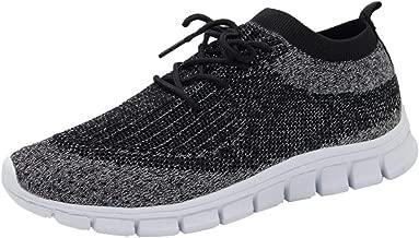 Gleamfut Women Tassel Round Head Flat Breathable Leisure Sports Shoes Shoes
