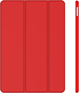 JETech Case for iPad Air 3 (10.5-inch 2019) and iPad Pro 10.5, Auto Wake/Sleep, Red