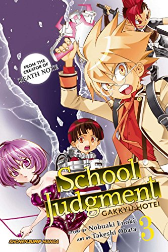 School Judgment Volume 3