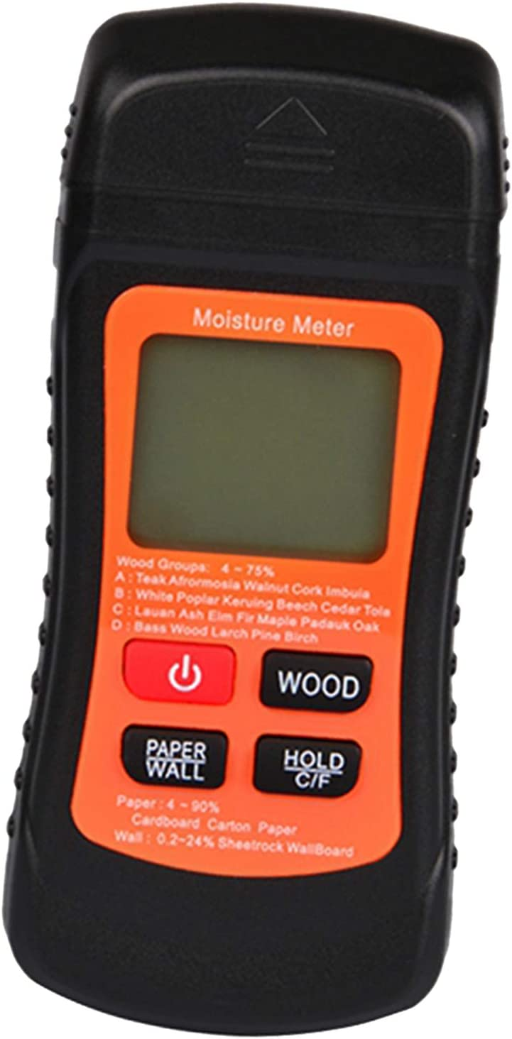 Nobranded 2Pin Wood Moisture Meter Cheap SALE Start for A surprise price is realized Pin-type Wa Damp Detector