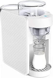 Baby Formula Maker, ZOMOM Instant Heating Automatically Mix Formula Dispenser Machine,Formula Milk Mixer Maker for Baby   BPA-Free Material and UL, FCC, CE, FDA Approved(WLL-1)