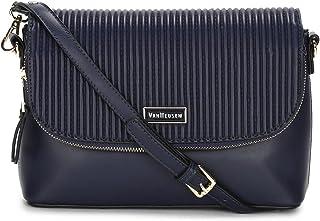 Van Heusen Spring-Summer 21 Sling Bag (Navy)