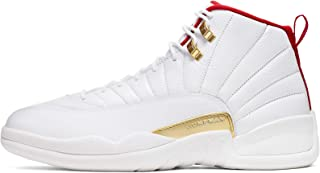 Best white red and gold jordans Reviews