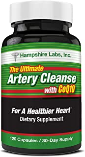 Sponsored Ad - Ultimate Artery Cleanse Supplement for Heart Health Support, Addresses Age-Related Circulation and Artery I...