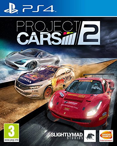Project Cars 2 PS-4 UK