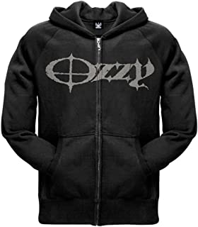 Old Glory Ozzy Osbourne - Mens God Sake Zip Hoodie