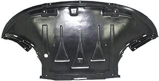 Engine Splash Shield compatible with Audi A6 Quattro 05-11 Under Cover Front 3.0L/3.2L/4.2L Eng.
