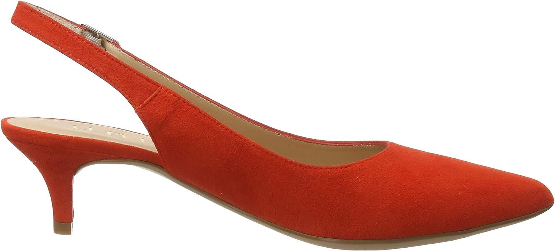 Unisa Jamal_ks Slingback Pumps voor dames Red Corallo Corallo
