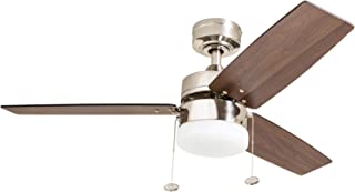 Prominence Home 51014 Reston Contemporary Ceiling Fan, 42