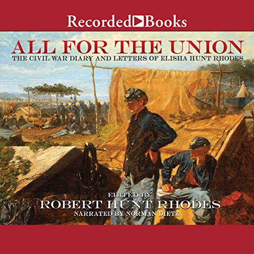 All for the Union audiobook cover art