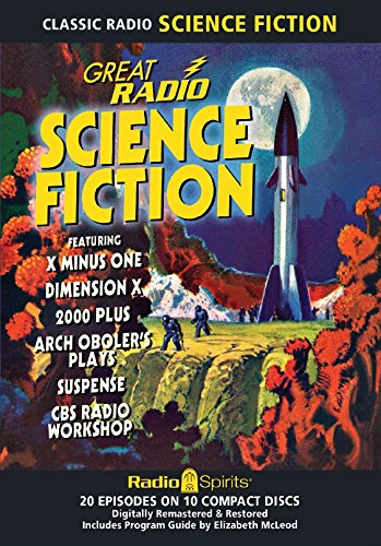 Great Radio Science Fiction cover art