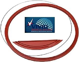 DCI Midmark M9 Door Gasket Kit. Midmark pn 002-0361-01 & 057-0790-01