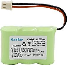 Kastar Battery Replacement for VTech BT17233 BT27233 BT17333 BT27333 BT163345 BT263345 CS2111 CS5111 CS5111-2 CS51112 CS5121 CS5121-2 CS5211 CS5212 CS5221 80-1338-00-00 89-1332-00-00 Cordless Phone