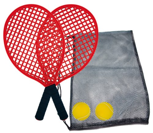 Juego de Tenis de Playa, 2 Raquetas, 2 Pelotas de Softball, en...
