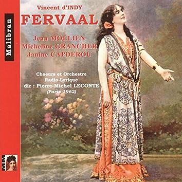 Fervaal (Paris, 1962)