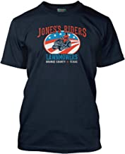 BathroomWall T-shirts George Jones Inspired Lawn Mower Country, Men's T-Shirt