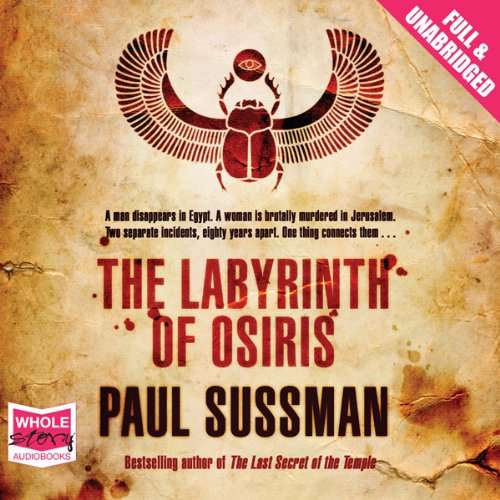 The Labyrinth of Osiris cover art
