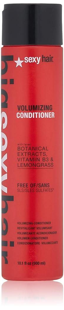 特別に混乱マラドロイトセクシーヘアコンセプト Big Sexy Hair Sulfate-Free Volumizing Conditioner 300ml/10.1oz並行輸入品
