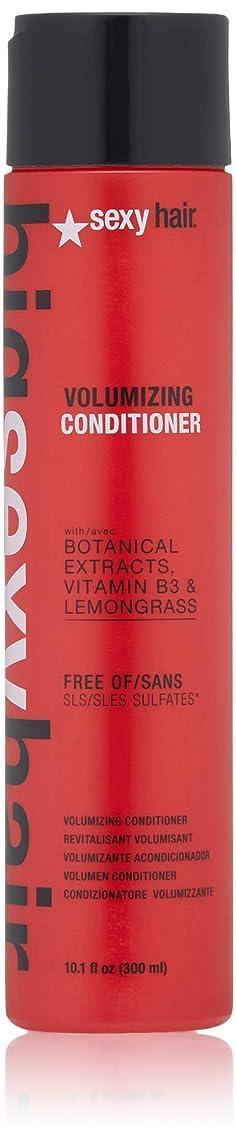 キリン承認するロケットセクシーヘアコンセプト Big Sexy Hair Sulfate-Free Volumizing Conditioner 300ml/10.1oz並行輸入品