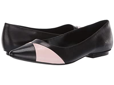 Marc Jacobs The New Wave Flat (Black Multi) Women