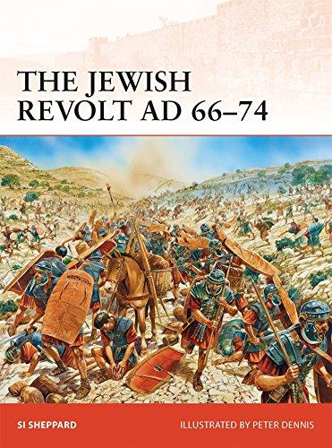 The Jewish Revolt AD 66–74 (Campaign)