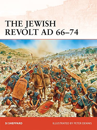 The Jewish Revolt AD 66–74 (Campaign, Band 252)