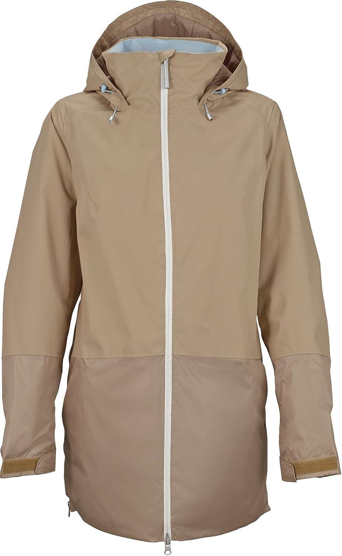Burton Women's Spectra Jacket, Snakeskin, Large