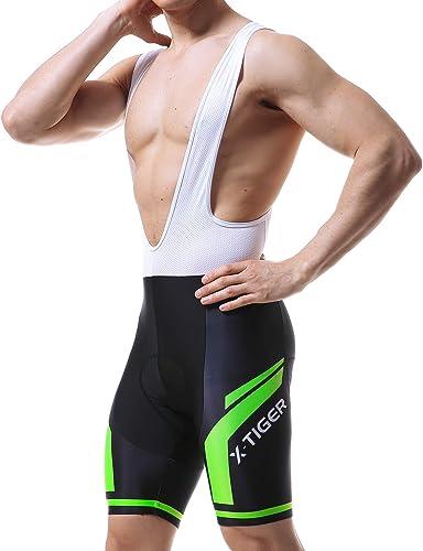 Mejor valorados en Pantalones cortos de ciclismo para hombre ...